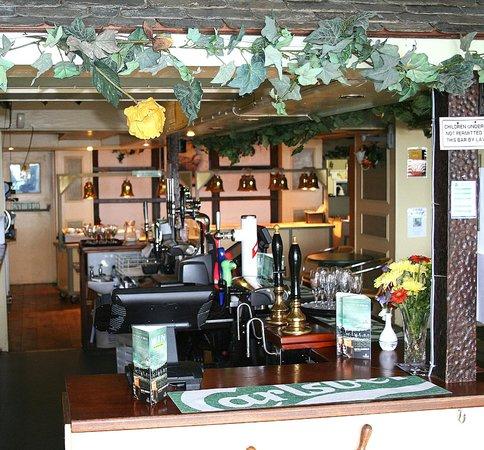 The Lugger Hotel: Hotel/Restaurant Bar