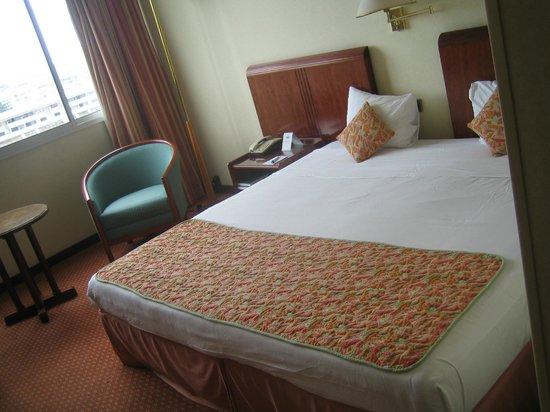 Hotel Carlton Antananarivo Madagascar : chambre