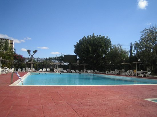 Hotel Carlton Antananarivo Madagascar: piscine