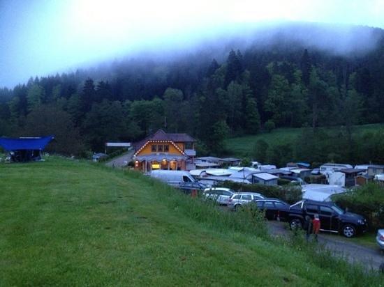 Kleinenzhof: view of reception