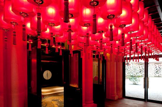 LOBBY II - Buddha-Bar Hotel Paris