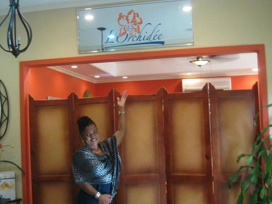 L'Orchidee Boutique Hotel : Lobby