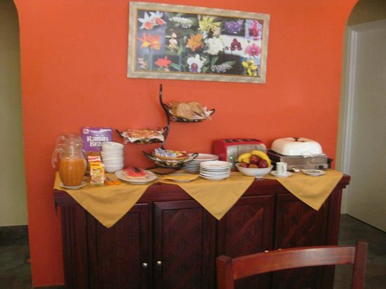 L'Orchidee Boutique Hotel: Buffet Breakfast