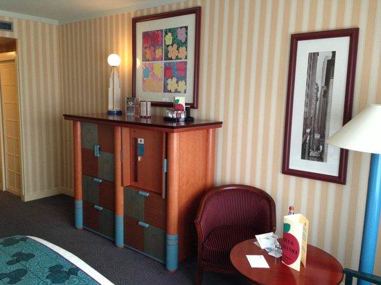 Chambre Picture Of Disney S Hotel New York Chessy Tripadvisor