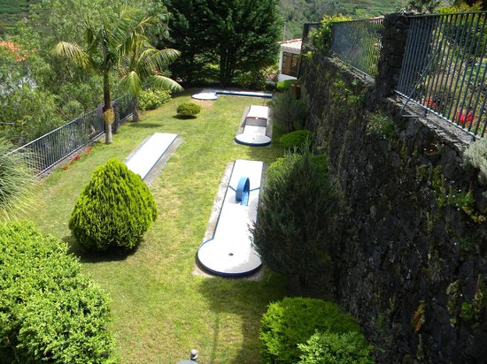 Estalagem do Vale Hotel: Minigolf
