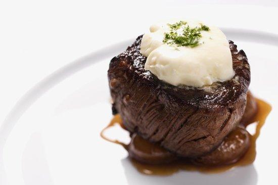 Burlington's Restaurant : Fillet Steak