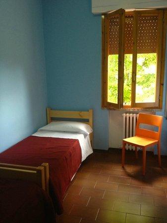 Siena Hostel Guidoriccio : Camera piano 2