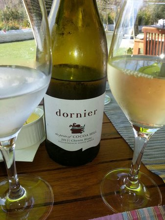 Dornier Bodega: Last Bottle