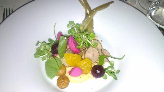 Kasteel TerWorm Restaurant: Another tasty one