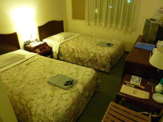 Nemuro Grand Hotel : 室内