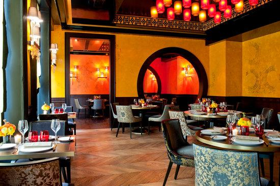 Buddha-Bar Hotel Paris : Restaurant Le VRAYMONDE