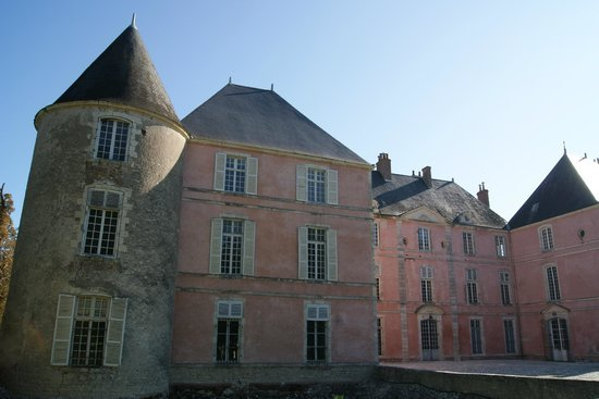 Chateau de Meung sur Loire: Côté XVIIIème