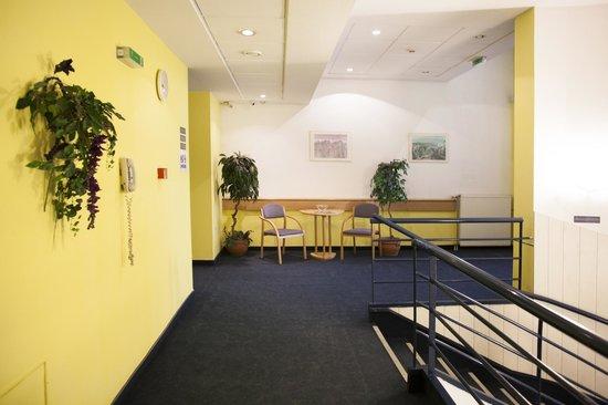 City Hotel Ring: corridor