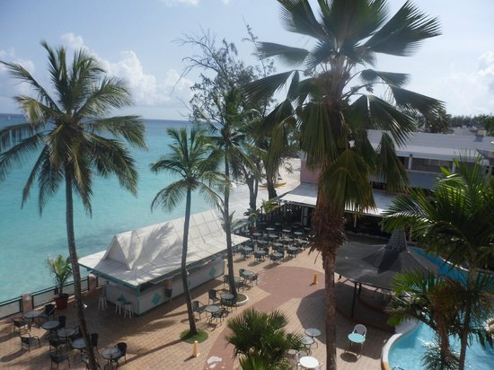 Barbados Beach Club: VIEW
