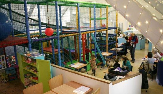 Helter Skelter Children's Activity Centre and Cafe