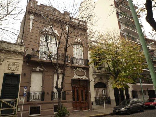 Hotel Boutique Raco de Buenos Aires: The hotel
