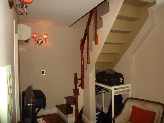 Hotel Boutique Raco de Buenos Aires: The mezzanine room