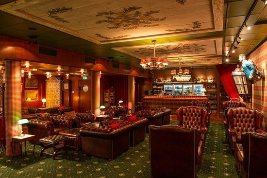 Victory Hotel: Tweed Bar