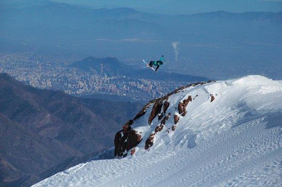 La Parva Ski Resort: Near from Santiago