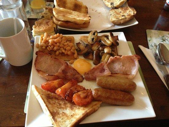 Colliters Brook Farm: The brilliant english breakfast