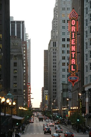 Photo of Theater Oriental Theatre at 24 West Randolph St, Chicago, IL 60603, United States