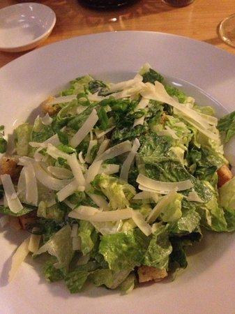 Latitude 43: Casear Salad