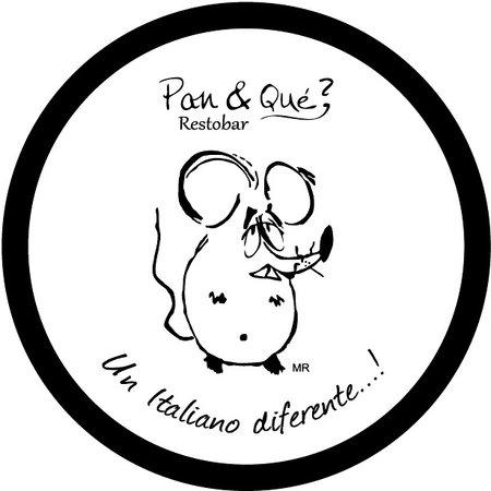 Pan & Que?: Nuestro logo y mascota
