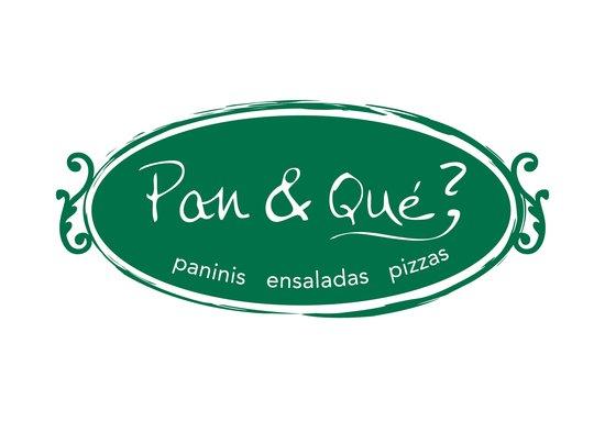 Pan & Que?: Nuestro logo
