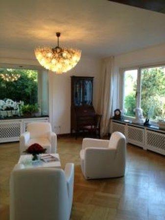 Hotel Villa Falkenberg: Salon