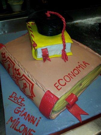 Gusto Express: libro torta