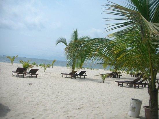 Pointe-Denis Beach