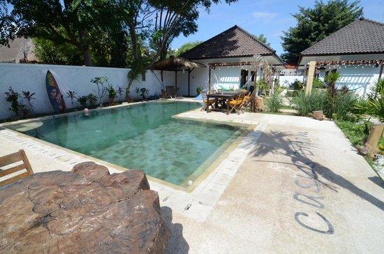 Casus Dream Hotel: Pool