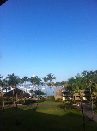 The Westin St. John Resort Villas: View from building 21