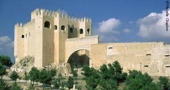 Vélez Rubio, España: Castle Velez Blanco