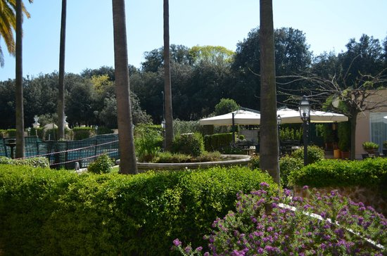 Parco dei Principi Grand Hotel & SPA: The grounds