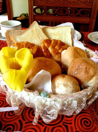 STC Homestay Bed & Breakfast: Breakfast