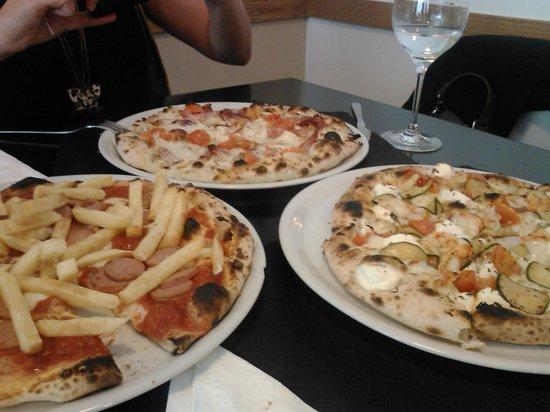Pizzeria L'Italiana: Las pizzas excelentes