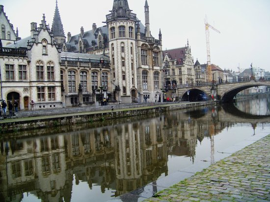 Ghent City Center: Graslei