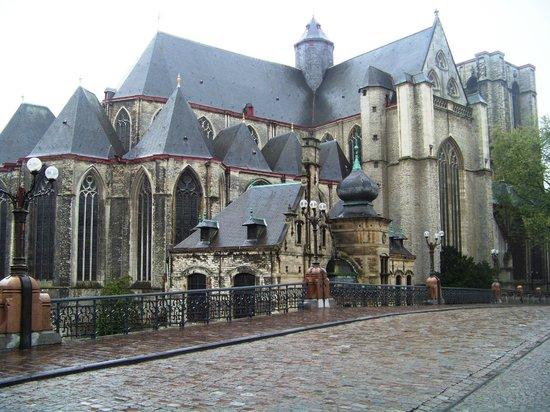 Ghent City Center : Sint Michielskerk