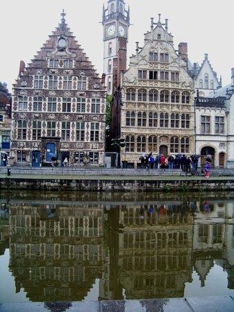Ghent City Center : Graslei