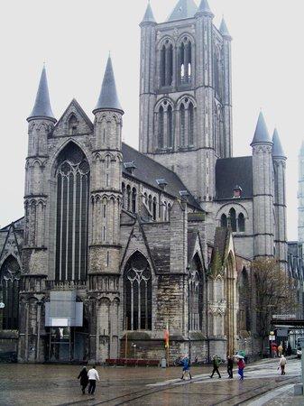 Ghent City Center : Sint Niklaaskerk