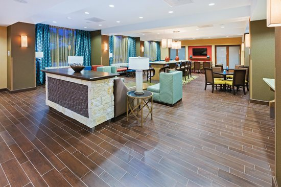 Hampton Inn Austin/Oak Hill: Dining area