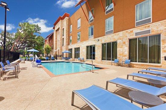 Hampton Inn Austin/Oak Hill: Pool