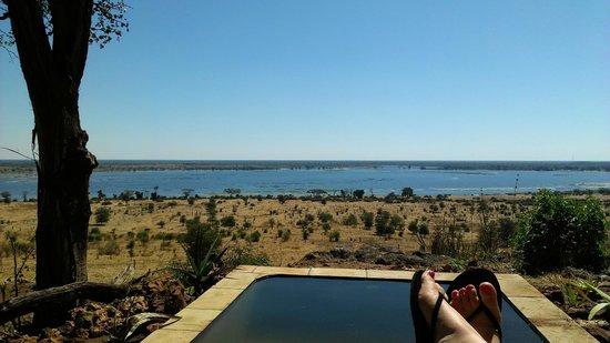 Ngoma Safari Lodge: View from #2