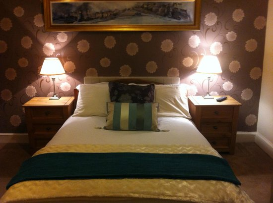 Kirkcudbright Bay Hotel: Bedroom