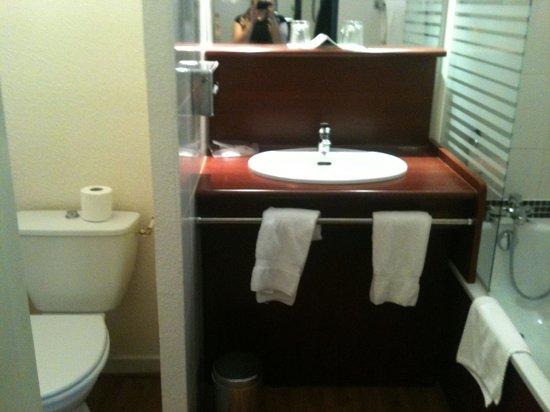 Best Western Golf Hotel : salle de bain