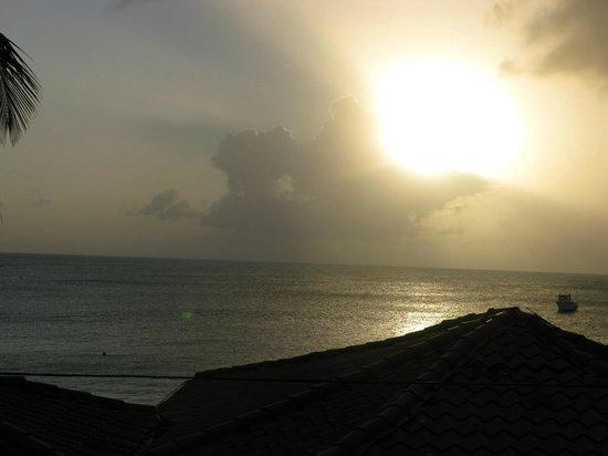 Hotel Los Delfines: Our View