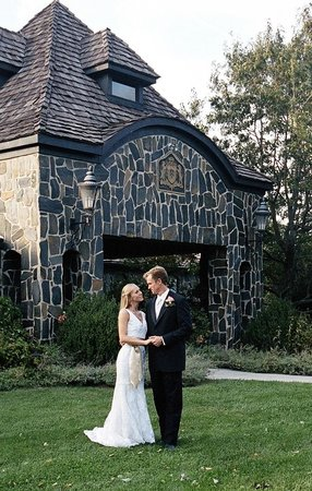 Chateau Morrisette Winery: Weddings are popular at Chateau Morrisette