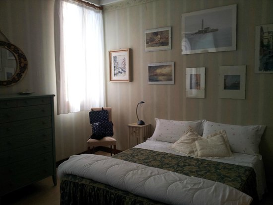Alle Fondamente Nuove: cosy room