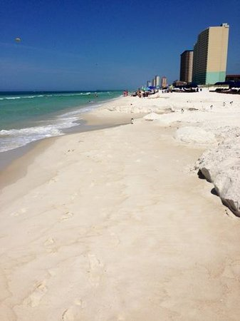 Wyndham Vacation Resorts Panama City Beach: miles of beaches